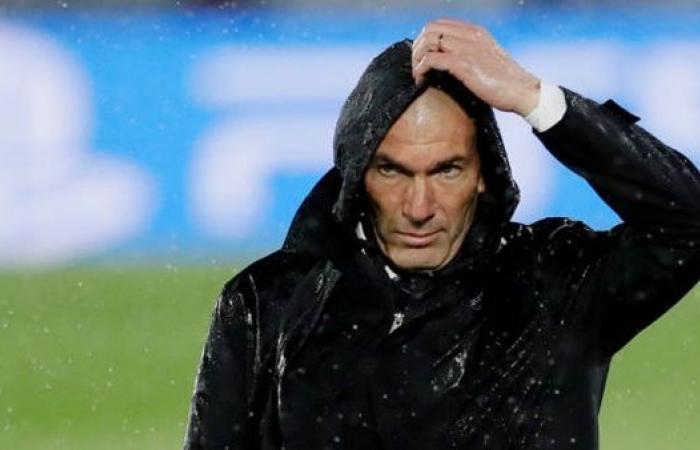 تصريحات مؤثرة.. زيدان يتحدث عن إصابات ريال مدريد الكارثية