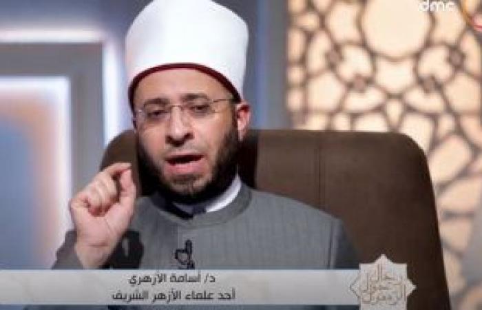 """أسامة الأزهرى: عمر بن الخطاب أول من أسس لفكرة """"اجتماع رئيس الدولة"""""""