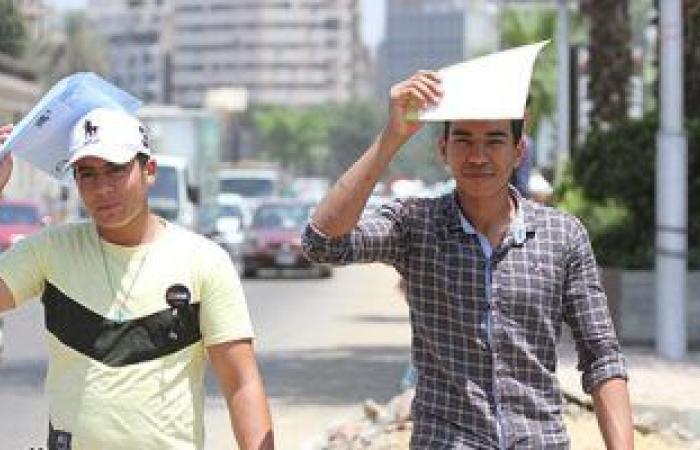 الأرصاد تناشد المواطنين عدم التعرض المباشر للشمس وارتداء غطاء الرأس