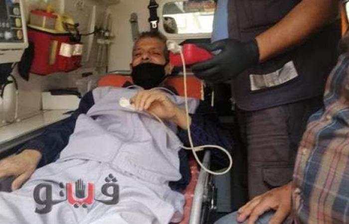 لفتة إنسانية استجابة لاستغاثة مريض في الدقهلية ونقله بالإسعاف للمستشفى الدولي