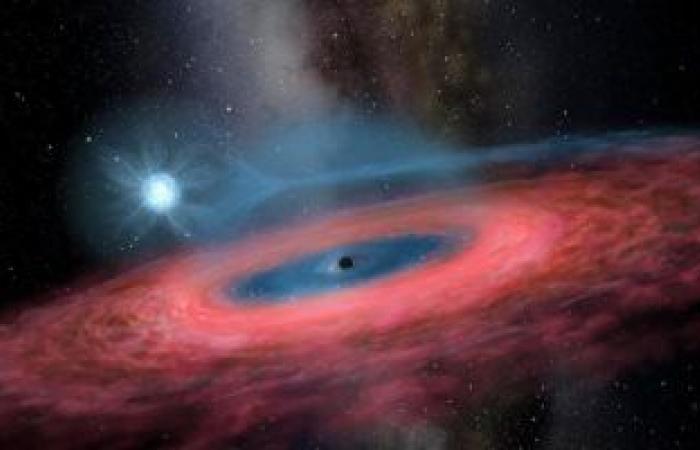 مختبر فضائي يكتشف ولادة ثقبين أسودين.. اعرف التفاصيل