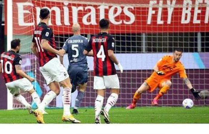 ميلان يفوز على بينفينتو 0/2 ويرتقي لوصافة الدوري الإيطالي
