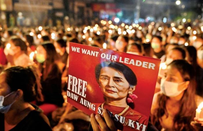 الأمم المتحدة: الاحتجاجات في ميانمار تضع الجيش في مواجهة مشكلات غير متوقعة