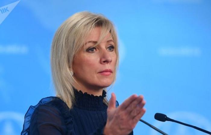 زاخاروفا: الولايات المتحدة بقرار منفرد تقوض عملها القنصلي في روسيا