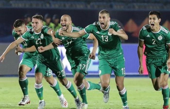 مدرب الجزائر: نسهي للتتويج بكأس العرب