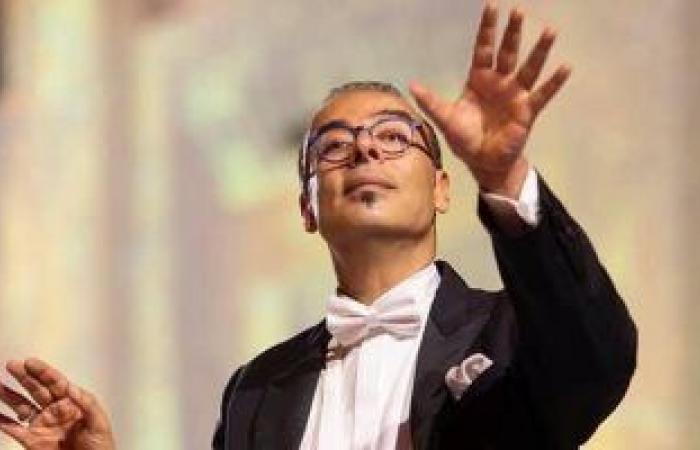 """المايسترو نادر عباسى يكشف كواليس """"مصر لم تنم"""" من حفل موكب المومياوات الملكية"""