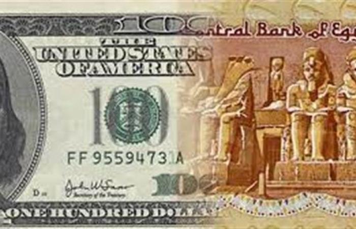 الدولار يتكبد خسائر جديدة أمام الجنيه المصري خلال تعاملات الشهر الماضي
