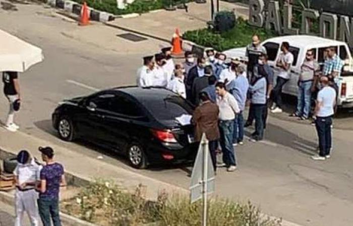 صاحب الكافيه هدد رجال الشرطة..وزارة الداخلية تتحرك بحسم وتغلق مقهى شقيق بسمة وهبة | شاهد