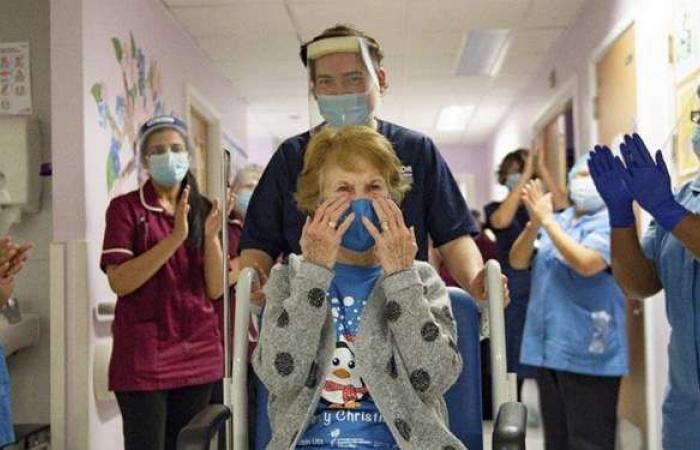 بريطانيا توزع 48 مليون جرعة للقاح كورونا