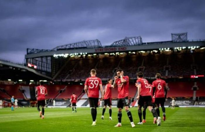 موعد مباراة الإياب بين مانشستر يونايتد وروما في نصف نهائي الدوري الأوروبي