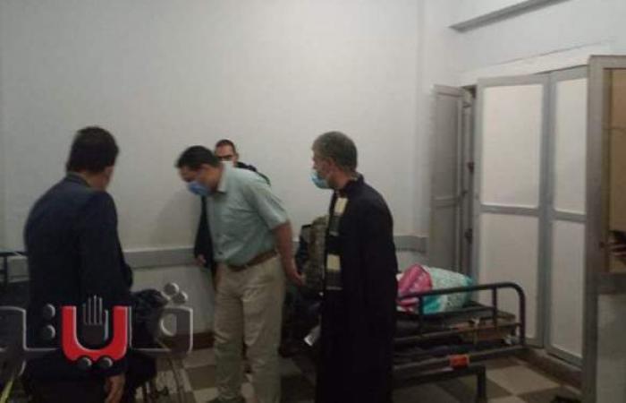 بعد أزمة الأكسجين.. وكيل صحة المنوفية يتفقد مستشفى سرس الليان   صور