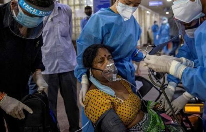 فرنسا ترسل 28 طنا من المساعدات الطبية لـ الهند
