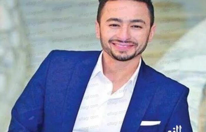 """إصابة حمادة هلال في """"رامز عقله طار"""""""