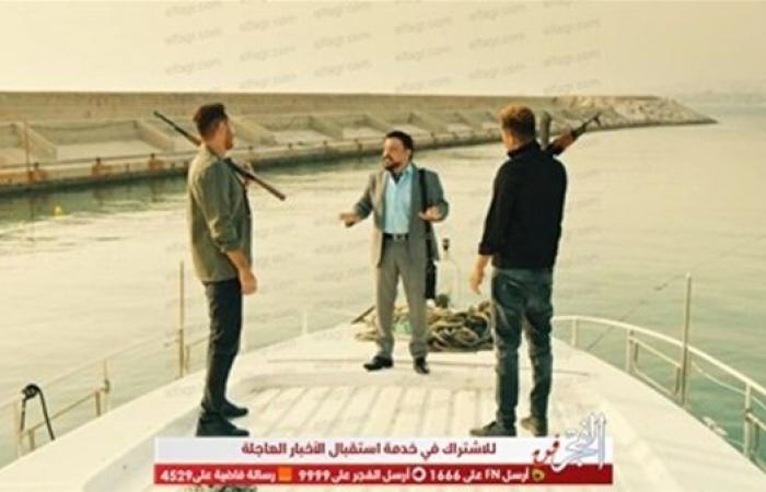 """مقتل """"العتال"""" على يد مصطفى شعبان وعمرو سعد"""