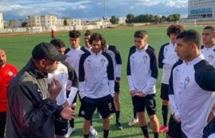 مدرب منتخب الشباب يكشف آخر استعدادات الفراعنة لكأس العرب