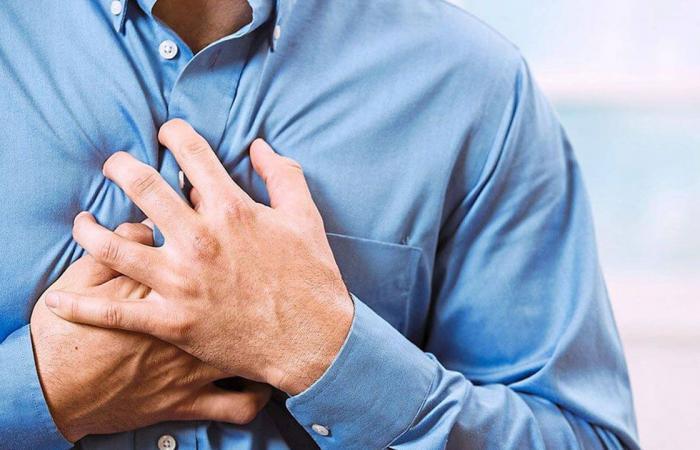 «النمر» يحدد 6 أسباب لإصابة الشباب بجلطات القلب منها تناول المخدرات