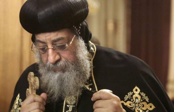 """البابا تواضروس يطالب بحل """"عادل"""" لمشكلة النيل وسد النهضة"""