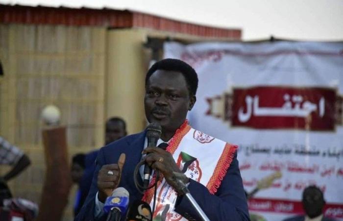 أركو مناوي.. حاكماً لإقليم دارفور