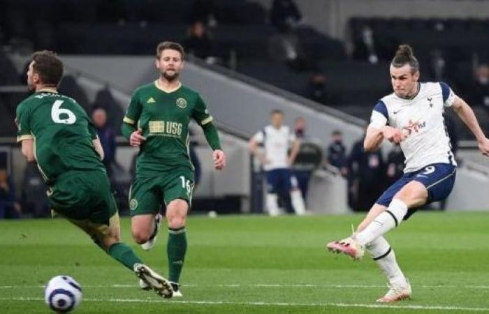 توتنهام يمطر شباك شيفيلد يونايتد برباعية في الدوري الإنجليزي