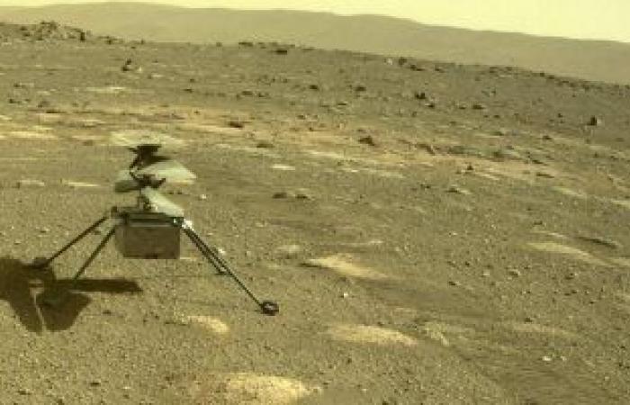 """مهام جديدة للبحث عن """"حياة"""" فى المريخ .. القصة الكاملة لمركبة إنجينيويتي"""