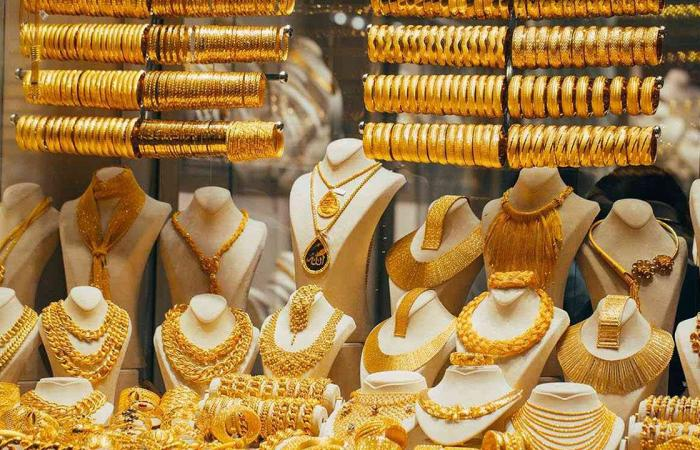 استقرار أسعار الذهب في السعودية خلال تعاملات الأحد