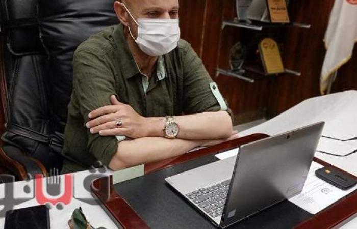 مسعود يجتمع بمديري المستشفيات والإدارات الصحية بالشرقية