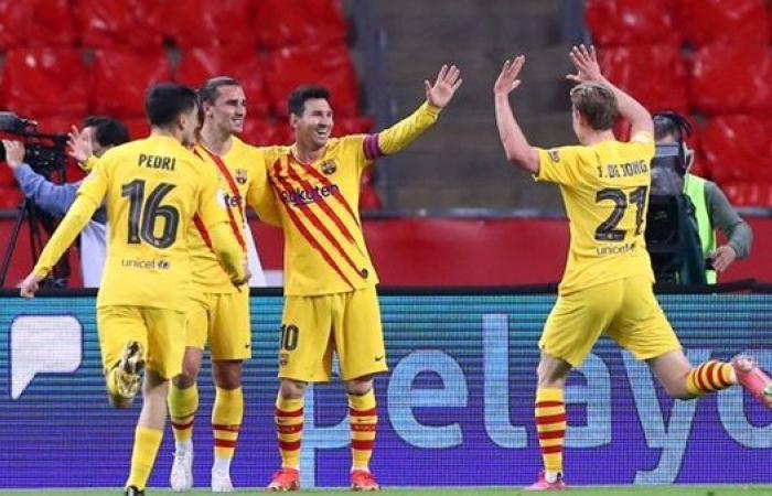 موعد مباراة أتلتيكو مدريد وبرشلونة في الدوري الإسباني