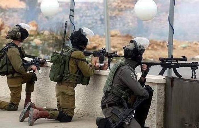 الجيش الإسرائيلي يطلق النار على فلسطينية