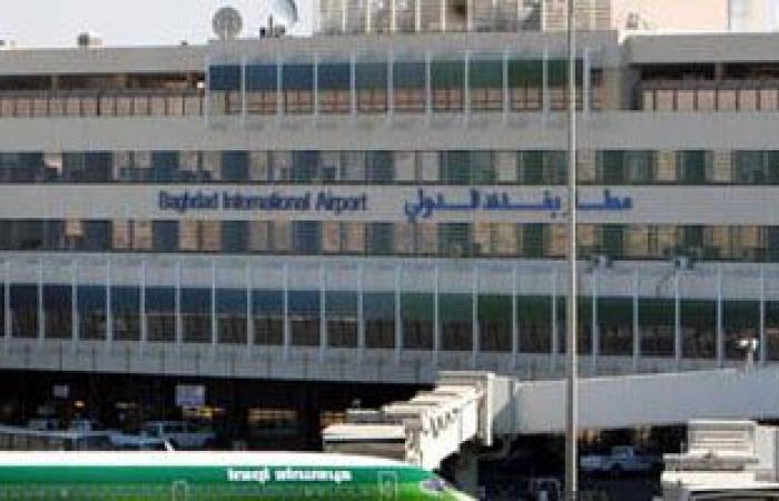 مصدر أمنى عراقى: 5 صواريخ كاتيوشا استهدفت قاعدة للتحالف فى مطار بغداد