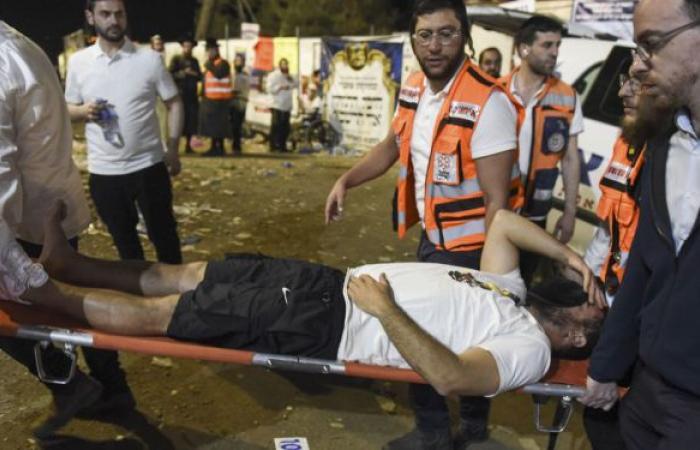 كشف تفاصيل جديدة حول حادث التدافع في إسرائيل