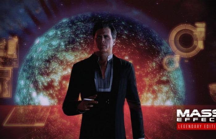 الكشف عن مساحة تحديث اليوم الأول لنسخة Mass Effect Legendary Edition