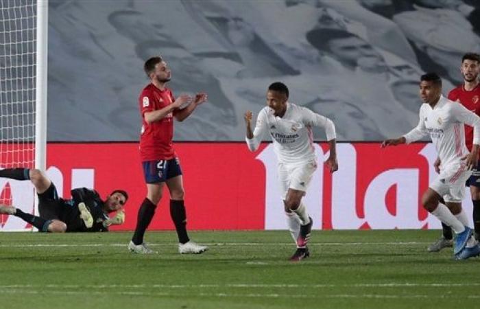 """زيدان يكشف أهمية هدف """"ميليتاو"""" أمام أوساسونا"""