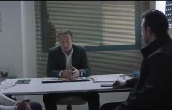 مسلسل الاختيار 2 الحلقة 20.. خيرت السبكى وعدد من الضباط ينشقون عن الشرطة