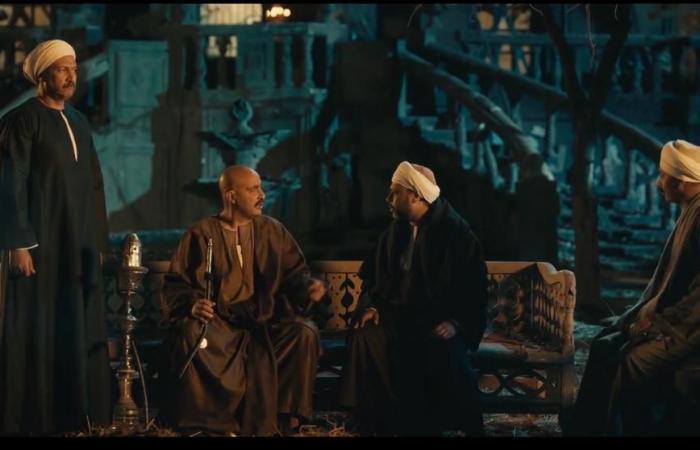 مسلسل نسل الأغراب الحلقة 20.. عساف يكشف زيف الذهب الذى أعطاه لبكرى