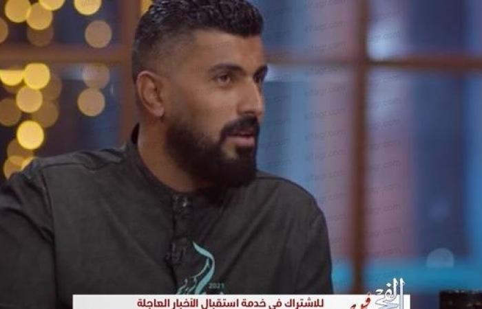 """المخرج محمد سامي يكشف سر جملة """"كتع كسح كسل"""".. ويرددها على الهواء"""