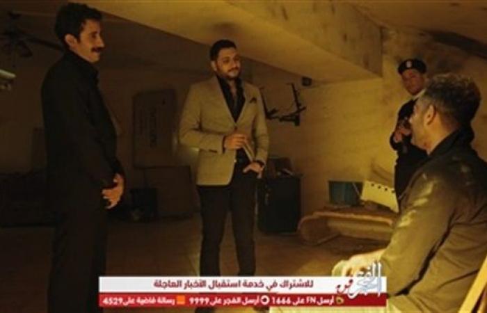 """القبض على عمرو سعد في """"ملوك الجدعنة"""""""