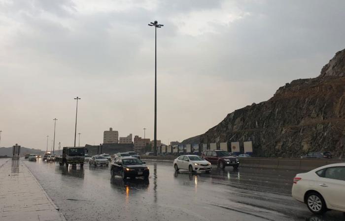 الحيزان يتوقّع خريطة المناطق المتأثرة بالأمطار خلال الساعات المقبلة
