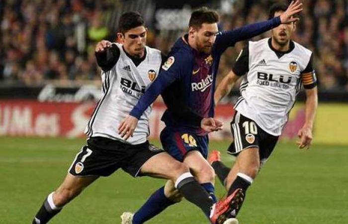 بث مباشر.. برشلونة وفالنسيا في الدوري الإسباني