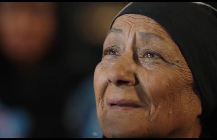 مسلسل نسل الأغراب الحلقة 20.. بكاء غفران ووالدته فى لقائهما الأول منذ 20 سنة