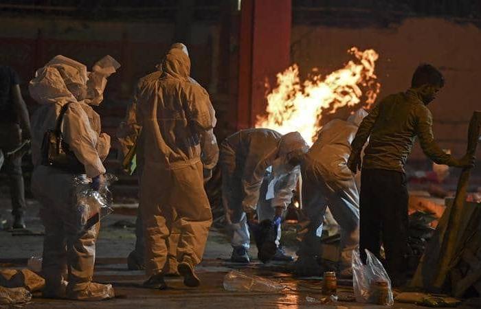 الهند تسجل رقم مرعب في إصابات ووفيات كورونا
