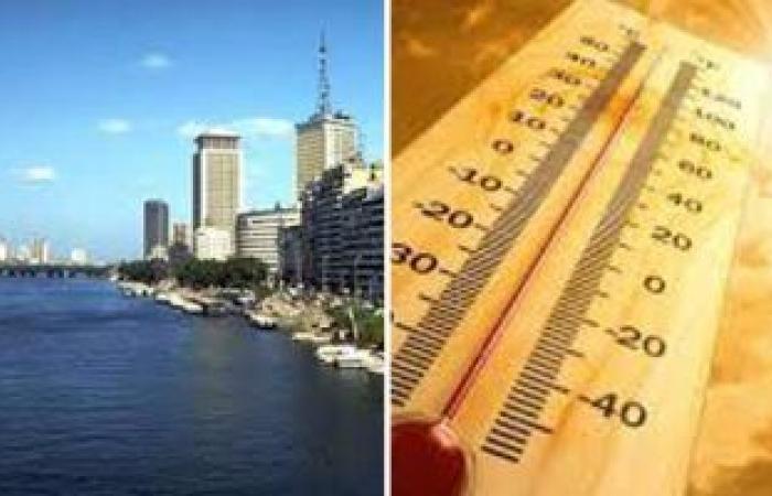 ارتفاع بالحرارة والعظمى بالقاهرة 39 درجة.. تعرف على حالة الطقس غدا 21 رمضان