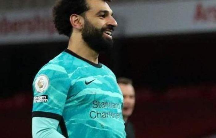 قبل لقاء مانشستر يونايتد.. رقم قياسي ينتظر محمد صلاح مع ليفربول