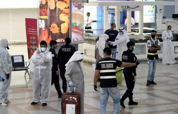 6 وفيات و1279 إصابة جديدة بكورونا في الكويت