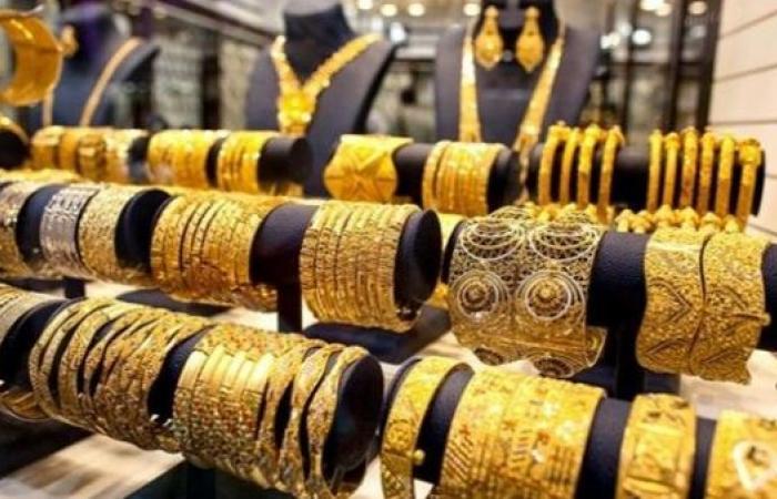 أسعار الذهب اليوم الأحد 2-5-2021 في مصر