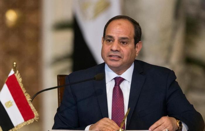 الرئيس السيسى : مصر بمسلميها وأقباطها نسيج واحد ولو كره الحاقدون