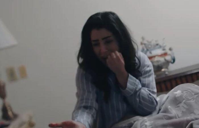 """""""وكل ما نفترق"""" الحلقة 20.. ريهام حجاج تثور على سيد رجب"""