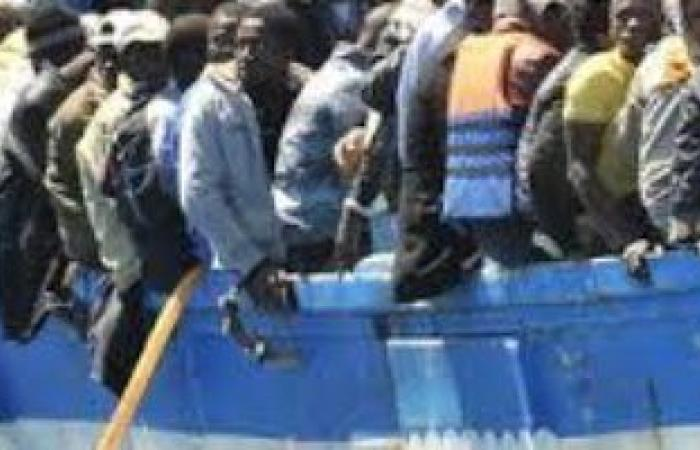 خفر السواحل الليبى ينقذ 172 مهاجرًا غير شرعى