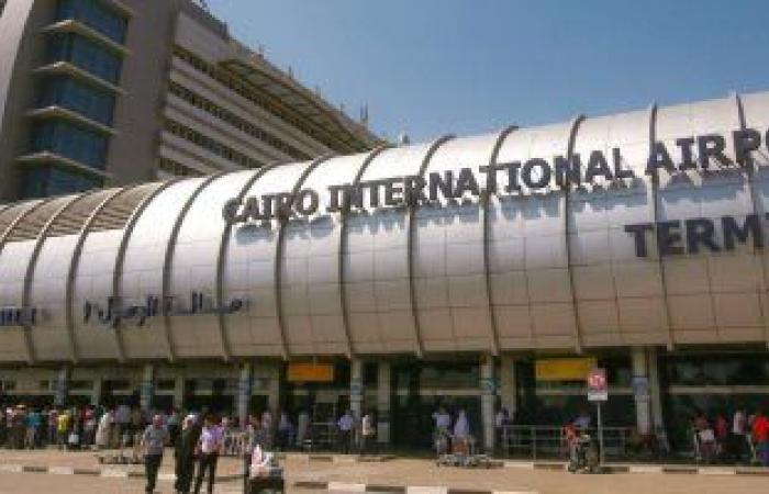 """إعادة تفعيل البصمة """"البيومترية"""" لدخول العاملين بمطار القاهرة اليوم"""