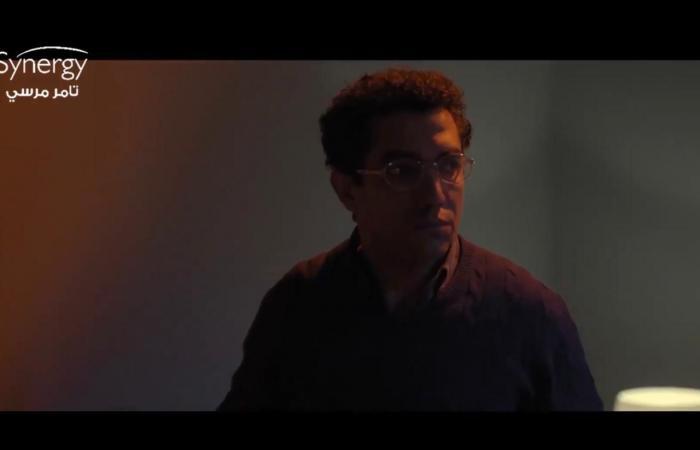مسلسل كوفيد 25 الحلقة 5.. إدوارد يجرى تجربة على أحد المصابين تؤدى لوفاته