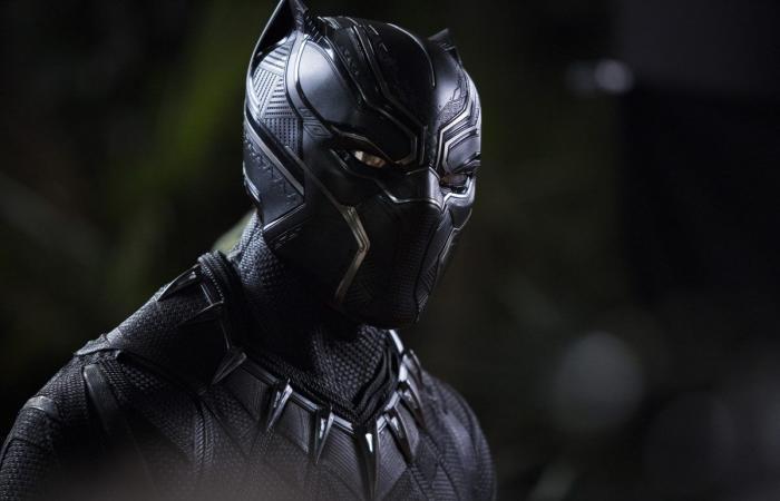 الكشف عن أسم فيلم Black Panther 2 الجديد والشعار الرسمي للفيلم